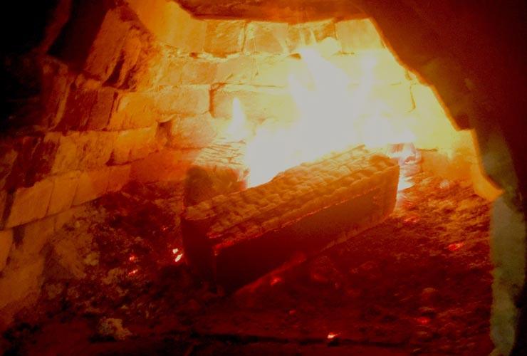 磁器土を焼く窯の温度計は正しいですか?